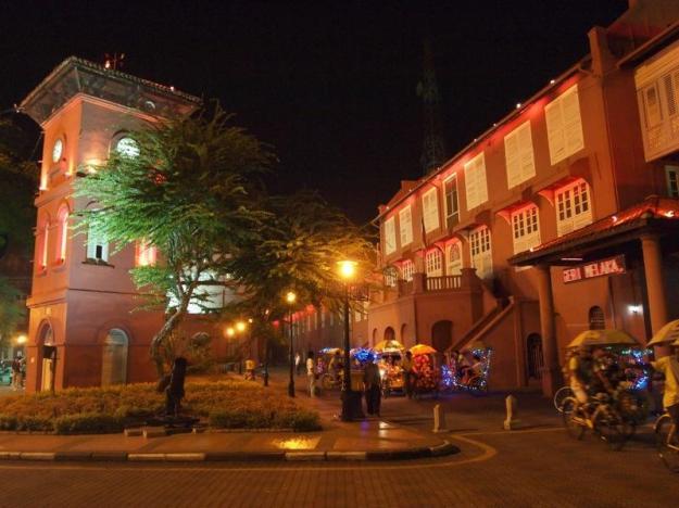 clocktower Malacca