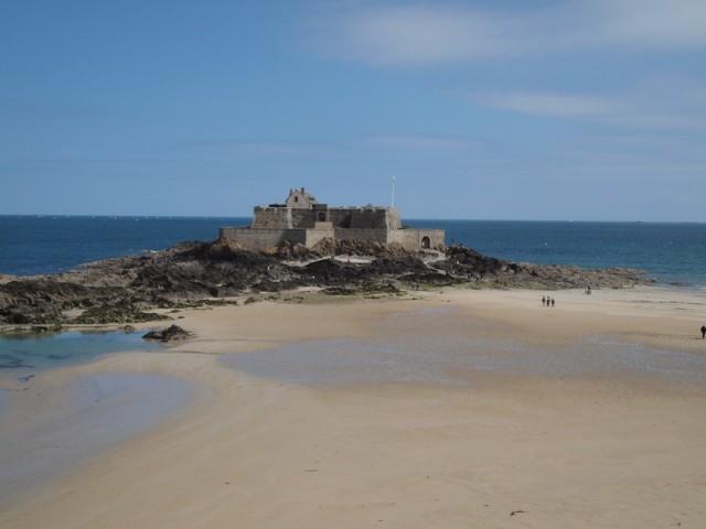 Il y a un an... Saint Malo...