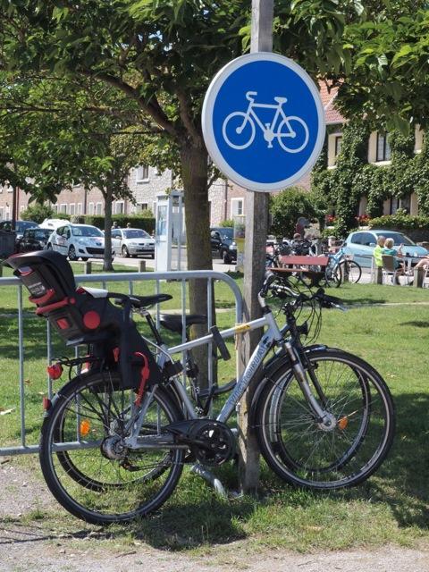 Un week-end vélo en Baie de Somme avec bébé (2/2)