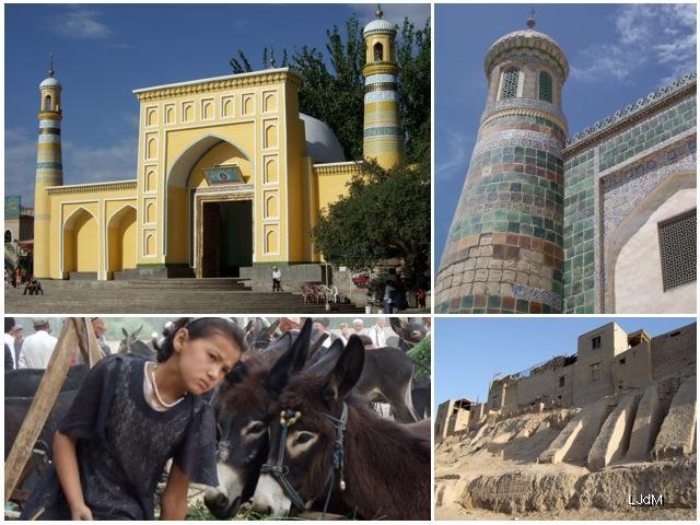 X comme... Xinjiang (Chine)