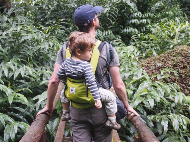 Indispensables pour voyager avec bébé