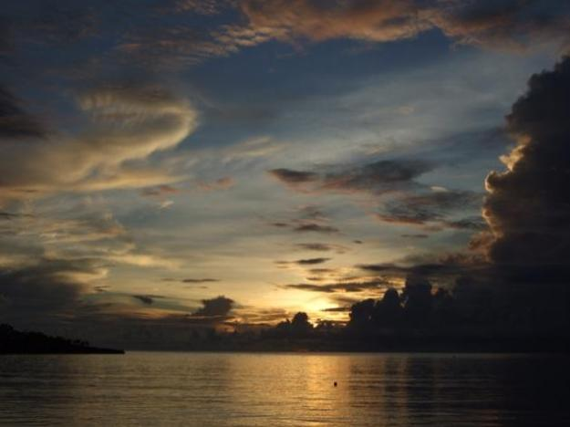 Mon Top 10 couchers de soleil