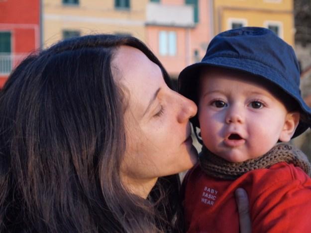 Cinque Terre avec bébé