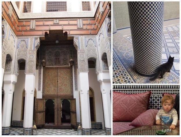 Idées voyage avec bébé : le Maroc