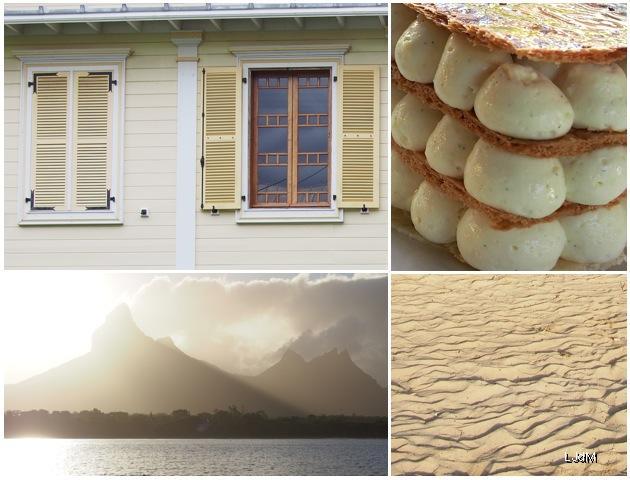 L'île Maurice couleur sable