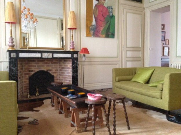Le Santeuil : un appartement d'exception à Nantes