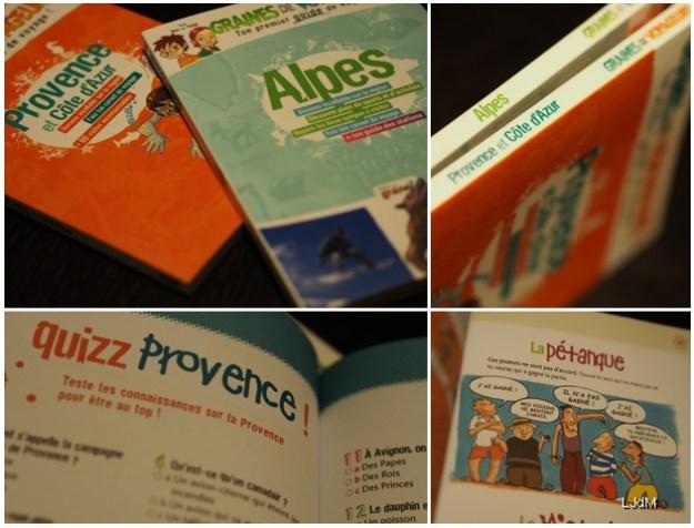 Des guides de voyage pour les enfants (cadeaux inside)