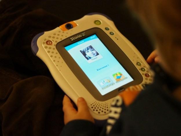 La tablette Storio 2 de V-tech (test produit)