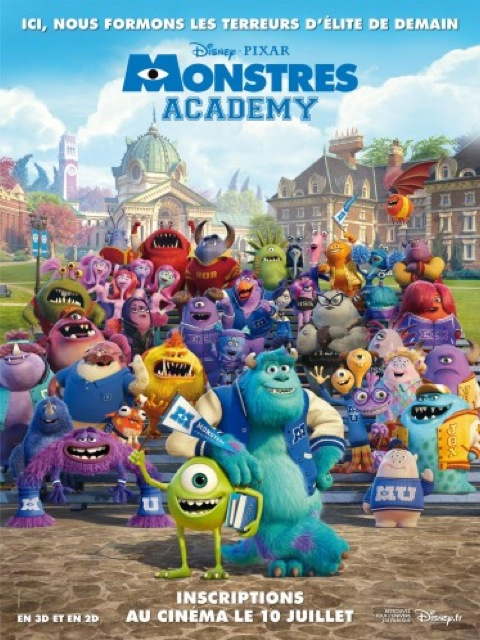 Affiche_Monstres_Academy