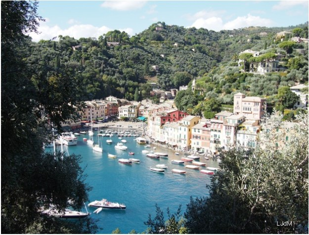 Portofino_view