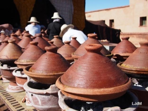 De retour de Marrakech