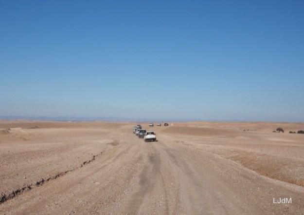 Balade en 4x4 autour de Marrakech
