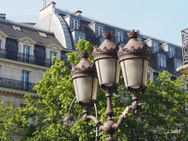 Un week-end parisien avant de nouvelles escapades