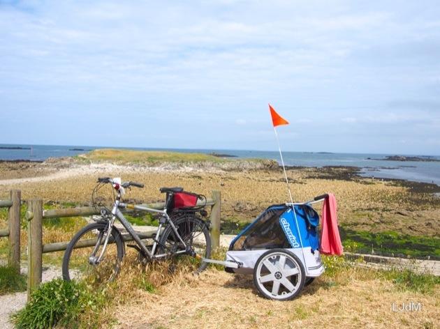 4 jours à vélo autour de Carnac