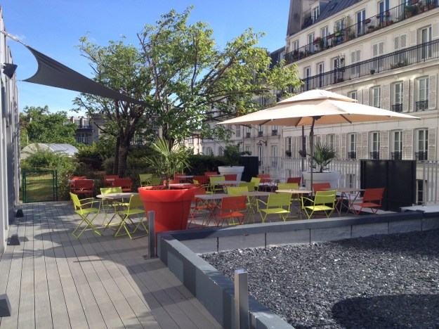 Mercure Paris Montmartre Sacré Coeur (1)