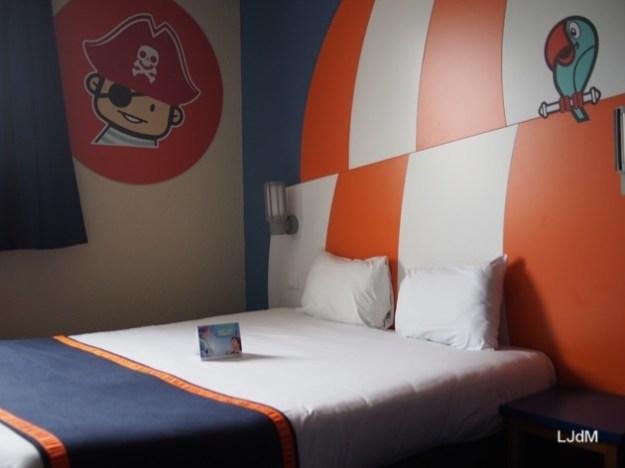 L'hôtel Explorers à deux pas de Disneyland Paris