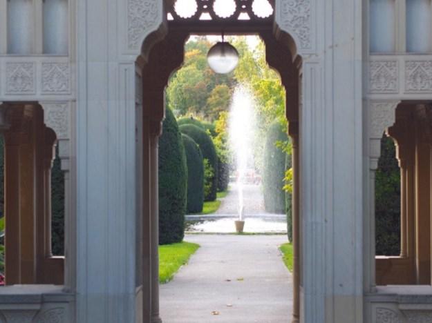 Wilhelma : le jardin botanique et zoologique de Stuttgart