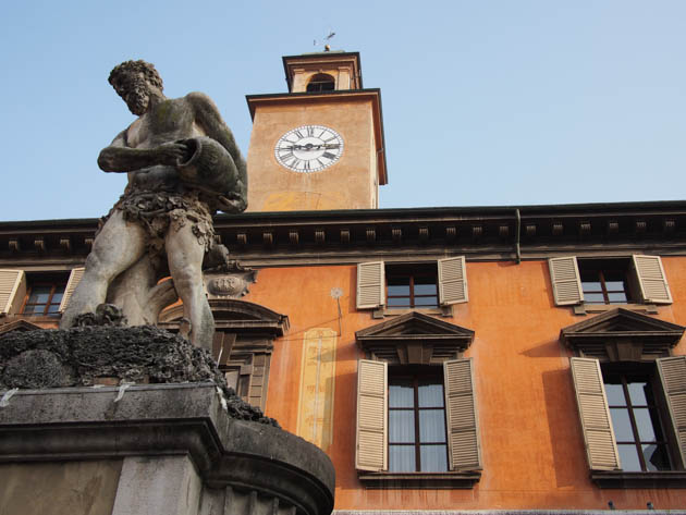 Emilie-Romagne #3 : Reggio Emilia