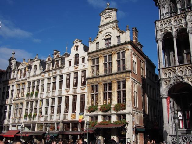Un grand week-end à Bruxelles