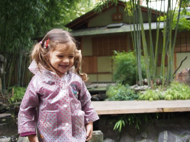 Un jardin japonais à Paris, zen et insolite
