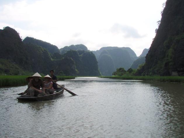 Souvenirs de notre voyage au Vietnam