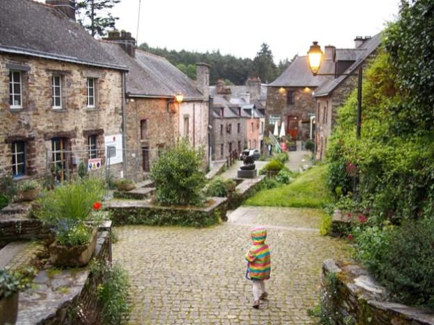 le village de La Gacilly