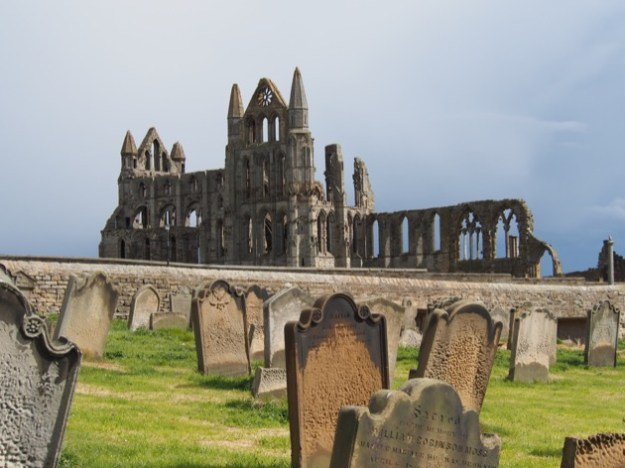 Abbaye de Whitby Yorshire