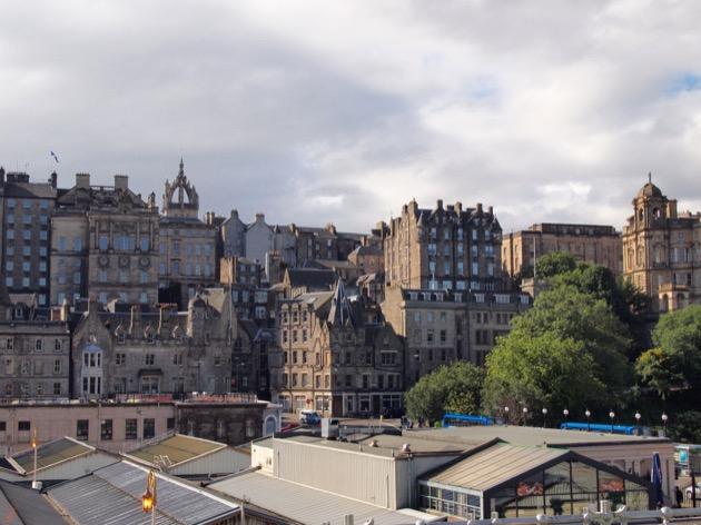 Souvenirs d'Edimbourg