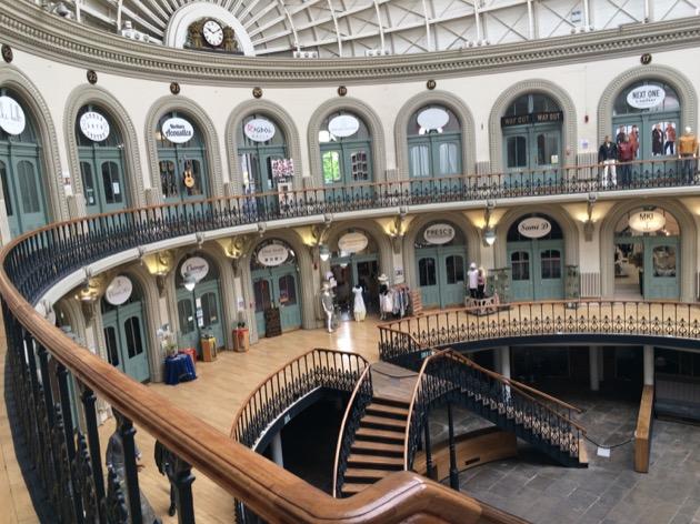 Exchange in Leeds