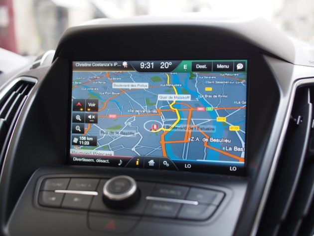 GPS Ford C-Max