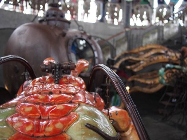Carrousel des Mondes Marins