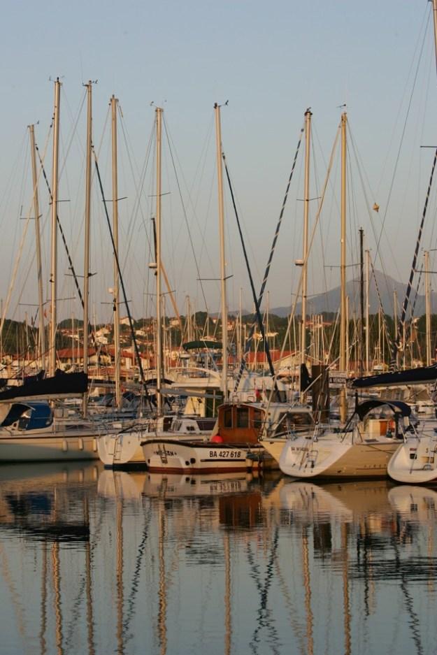 OT Hendaye - Masurel - Port 2