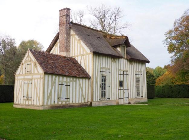 hameau chateau de chantilly