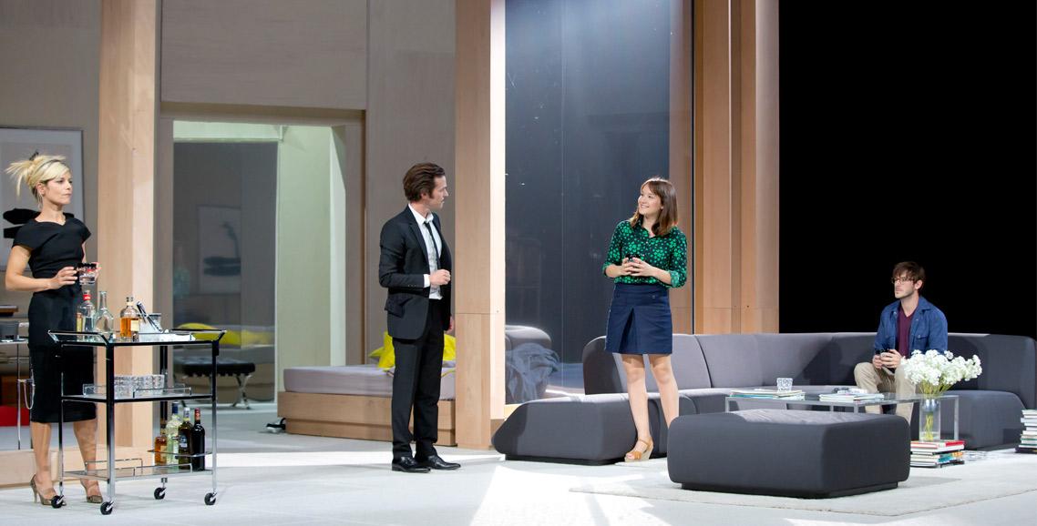 Romain Duris au theatre