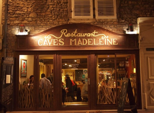 Caves Madeleine Beaune
