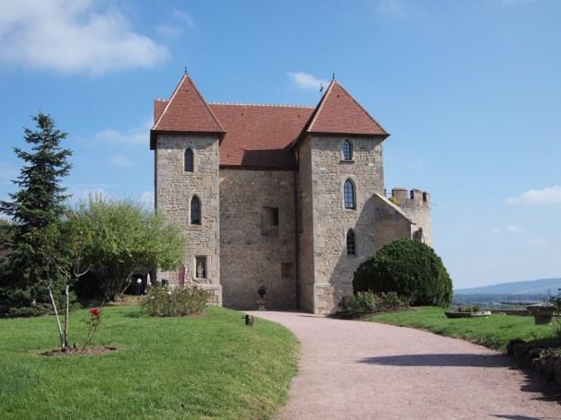 Visite Chateau de Couches