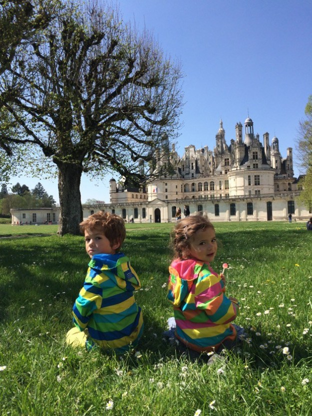 Nos voyages avec enfants en 2015