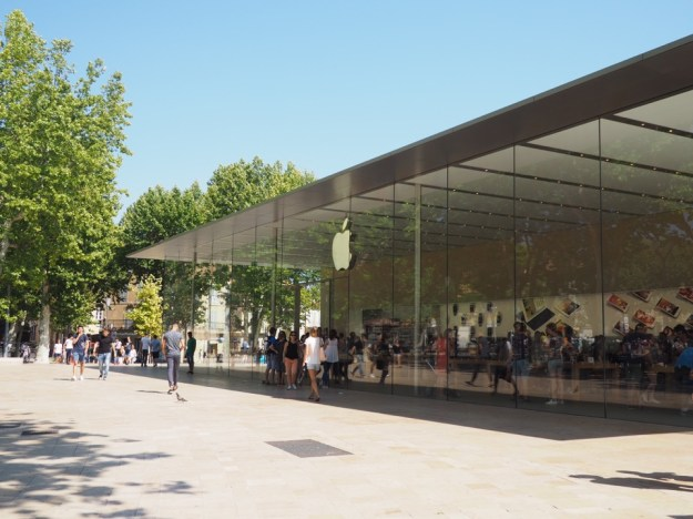 apple store Aix