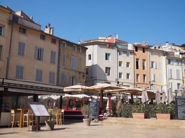 balade dans Aix-en-Provence