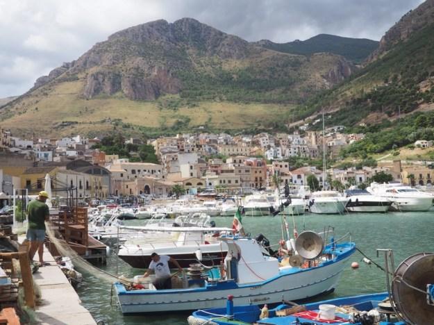 visiter restaurant Castellammare del Golfo