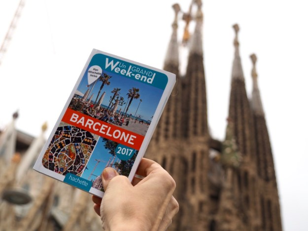 guide voyage barcelone