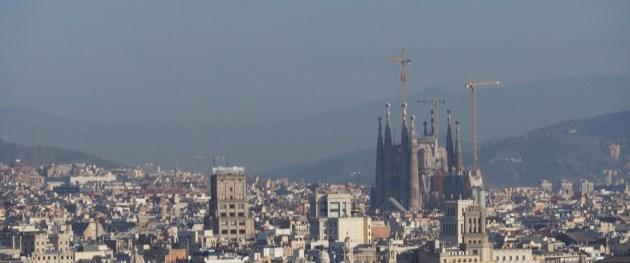 vue Barcelone