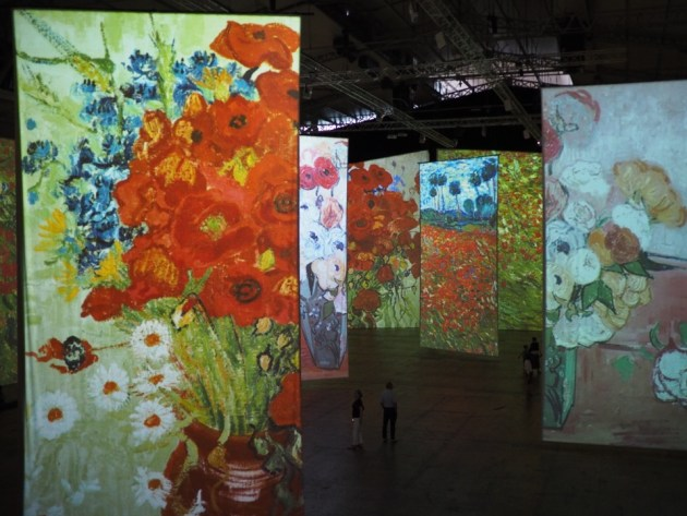expo Imagine Van Gogh
