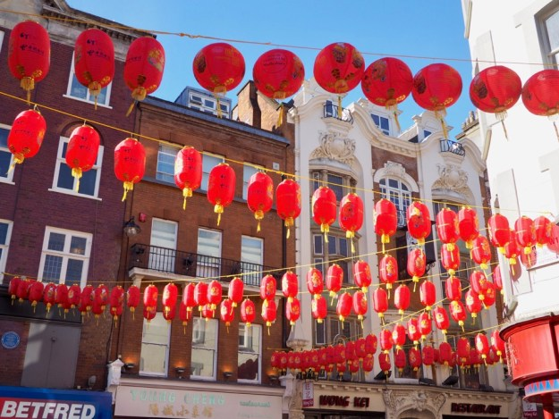 Chinatown Londres