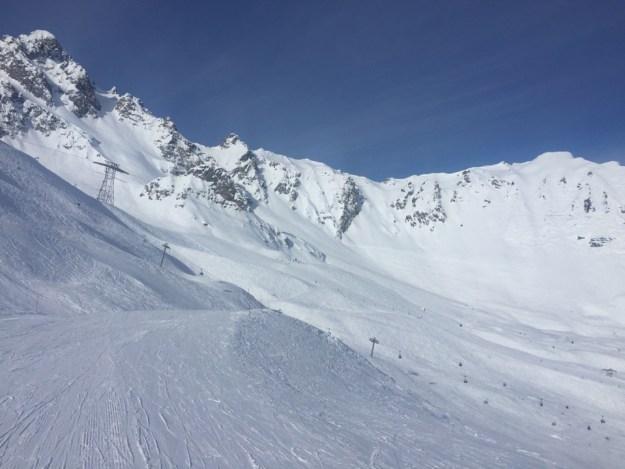 ski en février