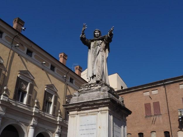 Visiter Ferrare Italie