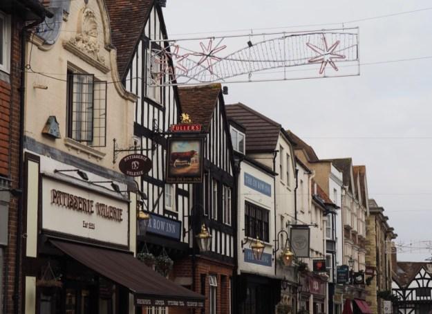 visiter Salisbury