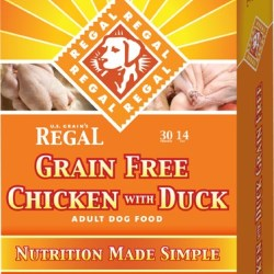 Regal - Grain Free Chicken & Duck