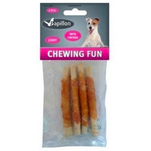 Papillon - chewing fun