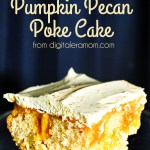 Ultimate Showstopper Pudding Pecan Poke Cake